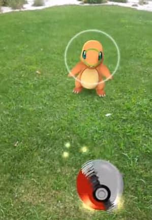 come usare pokeball catturare pokemon