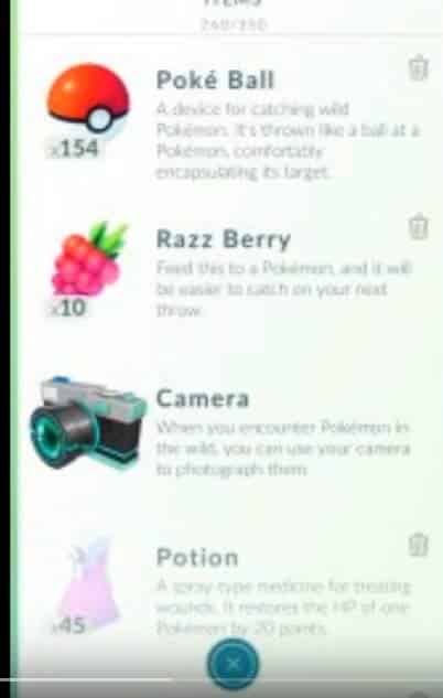 Poke Ball (Pokemon Go)