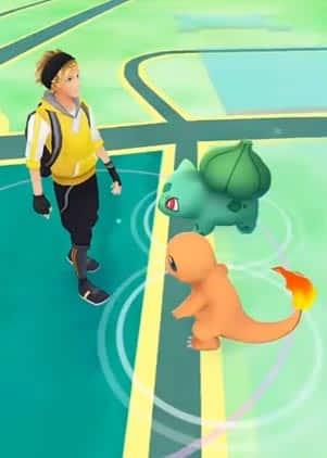 trovato pokemon selvatico