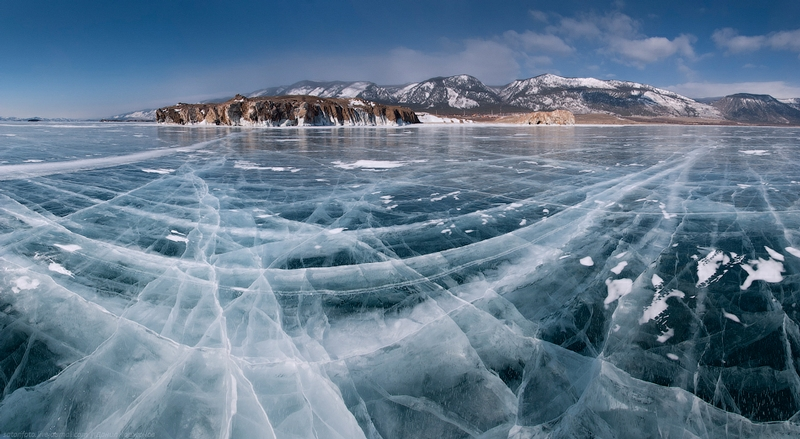 Lago Baikal Siberia -