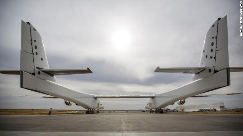 aeroplano più grande del mondo -