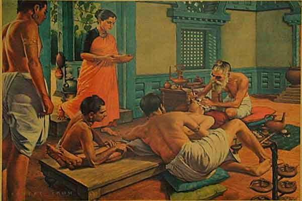 chirurgia plastica antichità -