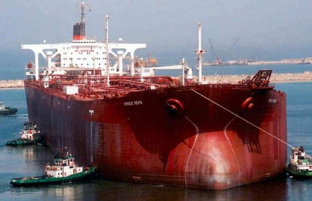 la nave più grande del mondo -