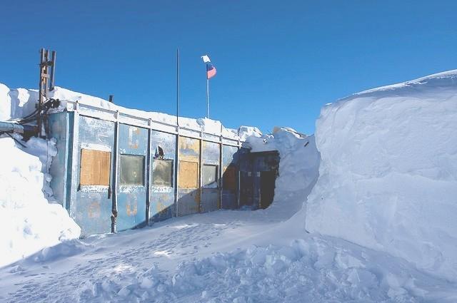 la temperatura più bassa mai registrata sulla terra -