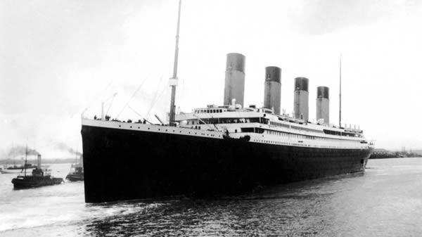 sopravvissuti del titanic suicidati -