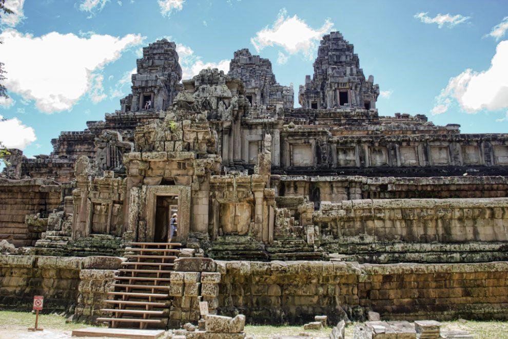 tempio di ANGKORS -