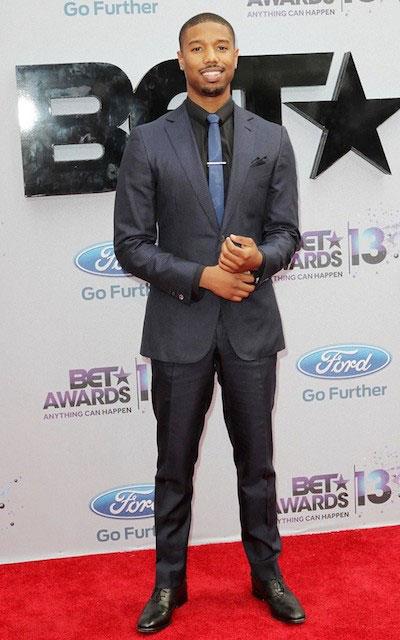 Quanto è alto e quanto pesa Michael B. Jordan l'attore Adonis Creed figlio di Apollo ?