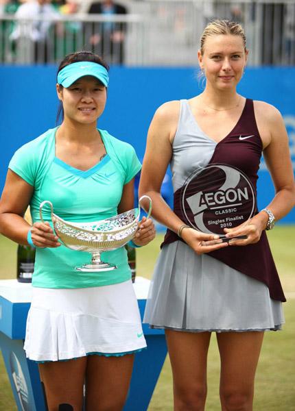 Quanto è alta e quanto pesa la tennista russa Maria Sharapova?
